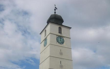 Council Tower Of Sibiu Image