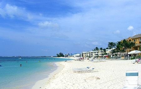 Seven Mile Beach Image