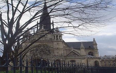 Church Of Saint-bernard De La Chapelle Image