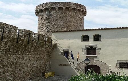 Museo Municipal De Tossa De Mar Image