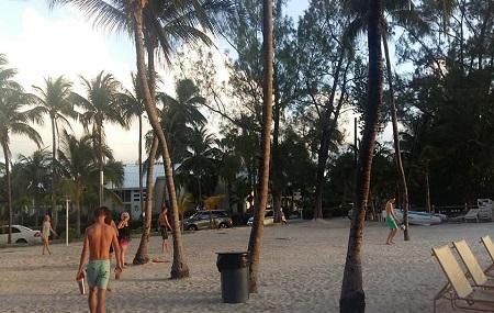 Rum Point Beach Image