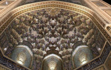 Sultan Qaboos Grand Mosque Sohar Image