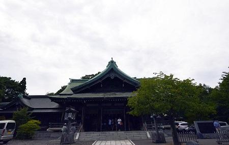 Muroran Hachimangu Shrine Image