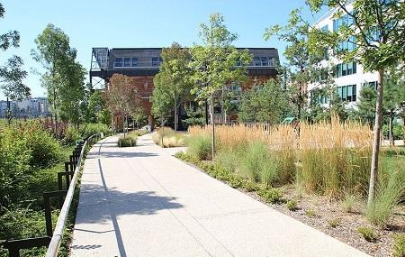 Jardins Rosa-luxemburg Image