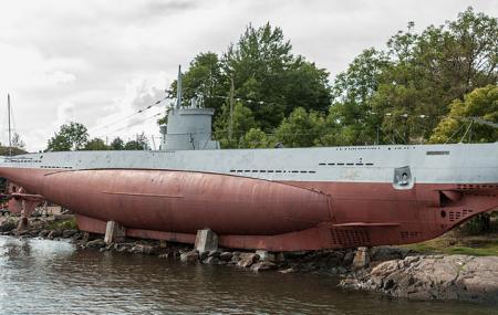 Submarine Vesikko Image