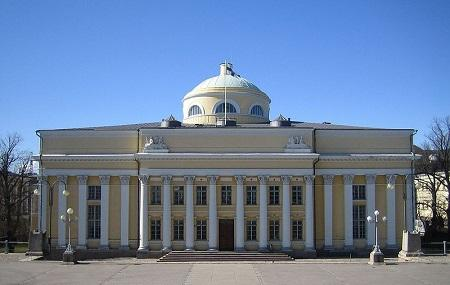 The National Library Of Finland Image