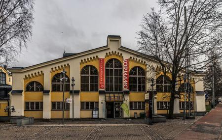 Helsinki Tram Museum Image