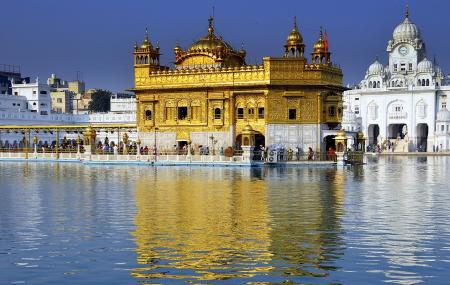 The Golden Temple Image