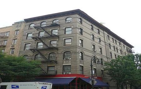 Friends Building Image