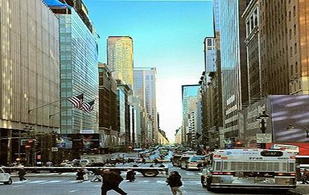 Madison Avenue Image
