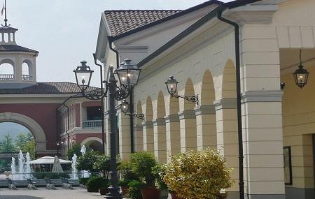 Serravalle Designer Outlet Image