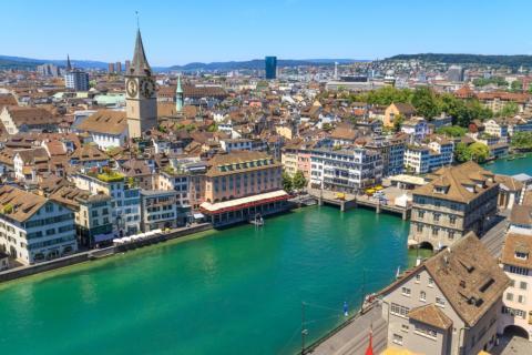 Trip To Zurich