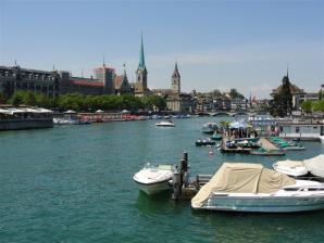 Lake Promenade, Zurich