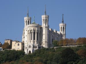 Basilique Notre Dame De Fourviere, Lyon