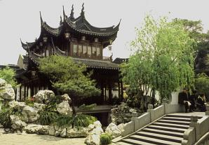 Yuyuan Garden, Shanghai