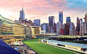 Happy Valley Racecourse, Hong Kong