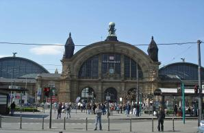 Frankfurt Central Station, Frankfurt