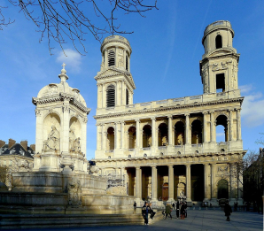 Saint Sulpice, Paris