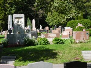 Mont Royal Cemetery, Montreal