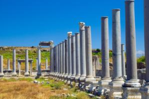 Ancient City Of Perge, Antalya