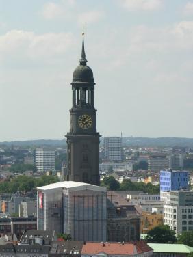 St Michaels Church, Hamburg