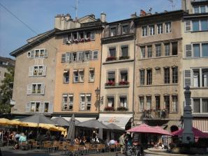 Place Du Bourg De Four, Geneva