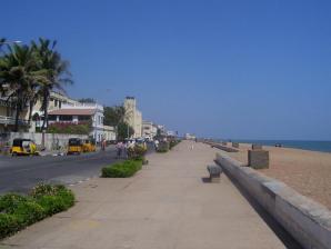 Promenade, Puducherry