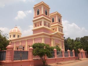 Eglise De Notre Dame Des Anges, Puducherry