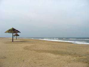 Paradise Beach, Puducherry