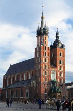 St  Marys Basilica, Krakow