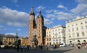 Krakow Old Town, Krakow