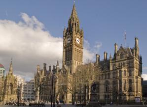 Manchester Townhall, Manchester