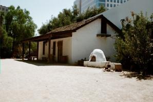 The Peralta Adobe, San Jose