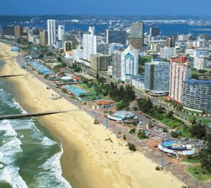 The Golden Mile, Durban