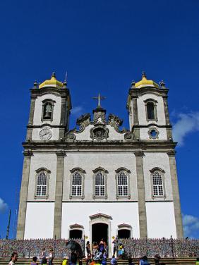 Igreja De Nosso Senhor Do Bonfim, Salvador