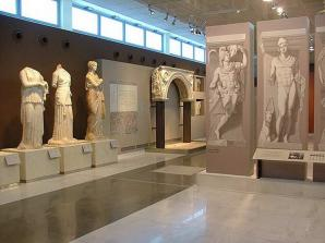 The Archaeological Museum, Thessaloniki