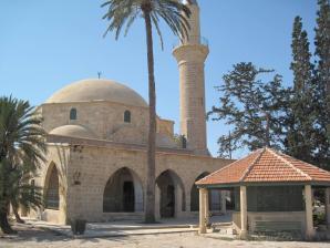 Hala Sultan Tekke, Larnaca