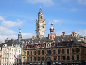 La Vielle Bourse And La Furet Du Nord, Lille