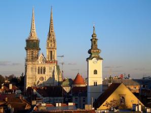 Zagreb Cathedral, Zagreb