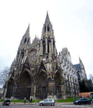 St. Maclou's Church, Rouen