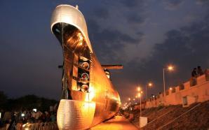 Sub-marine Museum, Vishakhapatnam