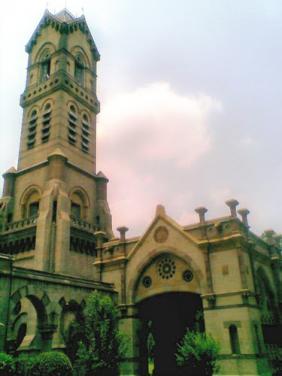 Company Gardens And Thornhill Mayne Memorial, Allahabad