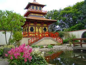 Peasholm Park, Scarborough