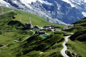 Kleine Scheidegg, Lauterbrunnen