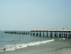 Calicut Beach, Calicut