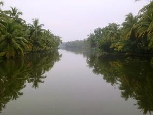 Canolly Canal, Calicut