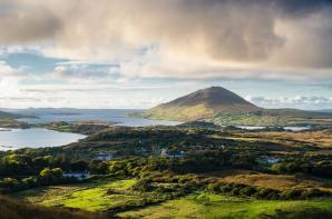 Connemara National Park, Galway