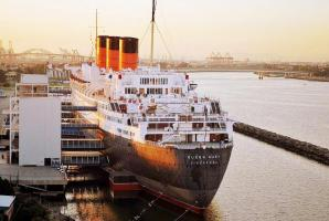 Queen Mary, Los Angeles