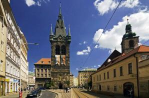 Jindrisska Tower, Prague