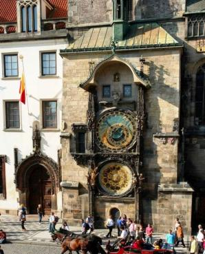 Old Town Hall Tower And Astronomical Clock, Prague